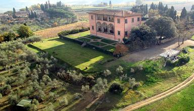Villa Mangiacane Estate
